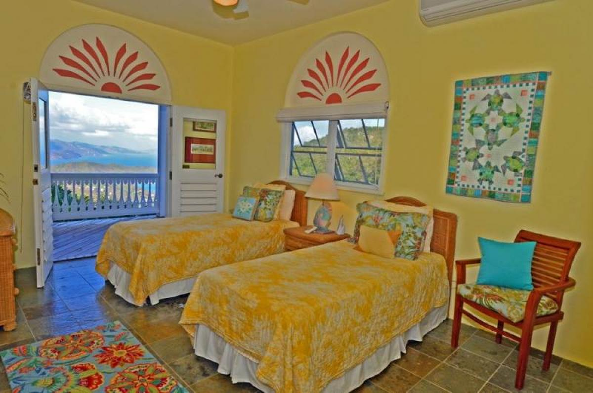 Esprit Villa on St. John