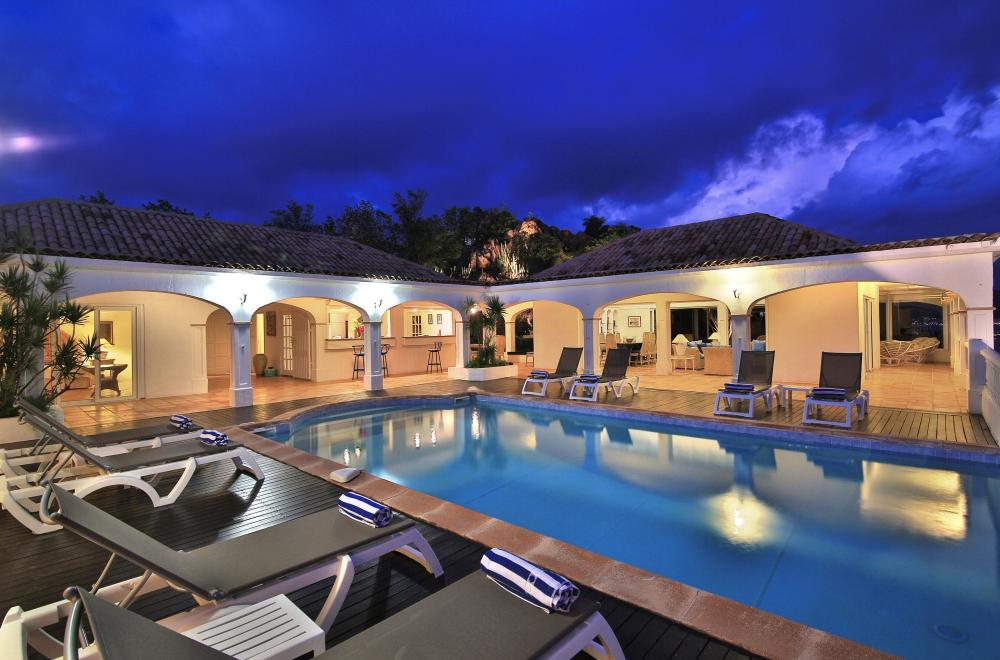 Escapade Villa on St. Martin