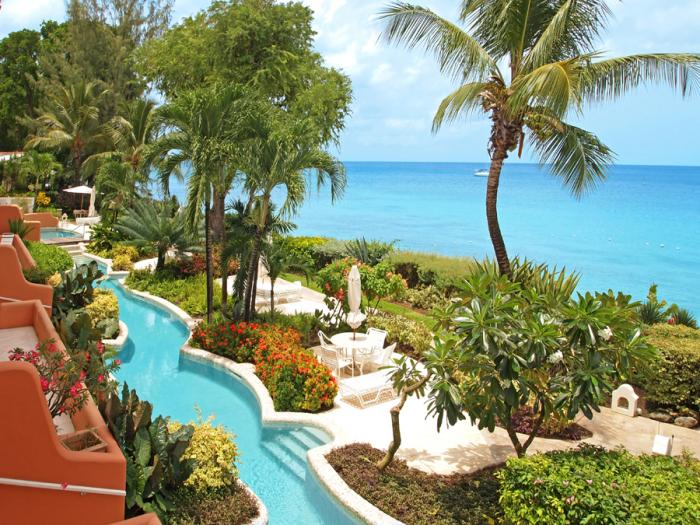 Villas on the Beach 205 Gorgeous ocean and pool views from the villa. image, Barbados