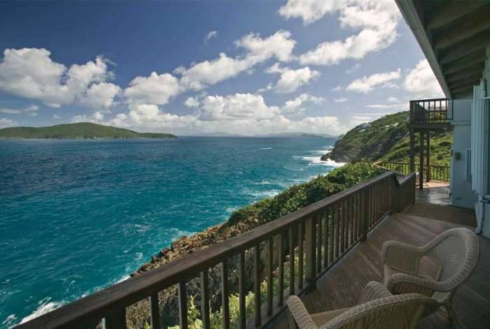 Stargate Villa on St. Thomas, USVI