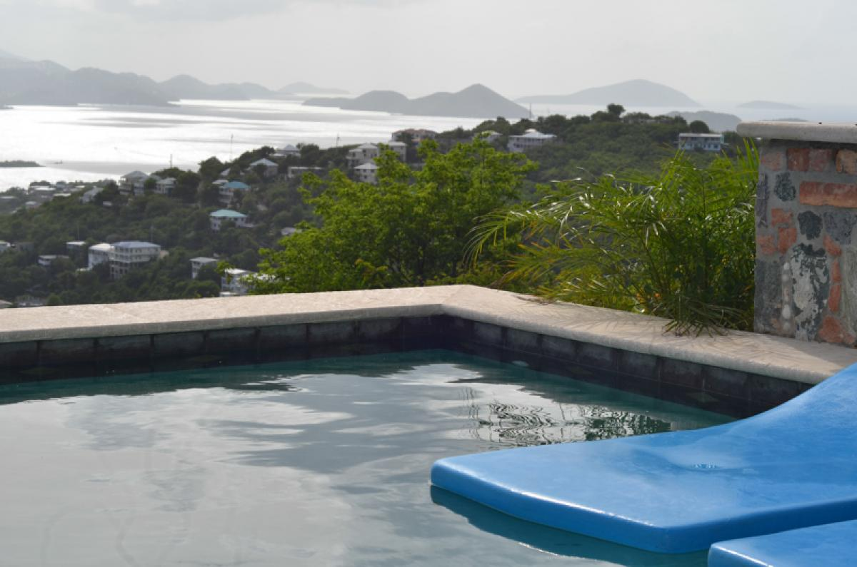 La Bella Vita Villa on St. John