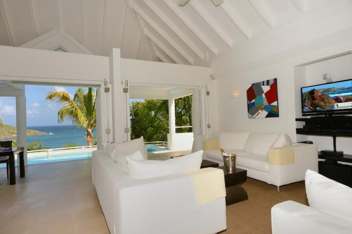 Escapade Villa on St. Barts