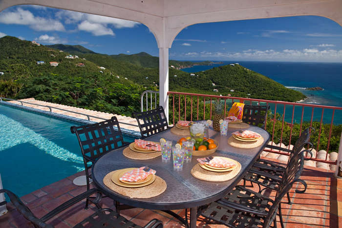 Panache Villa on St. John