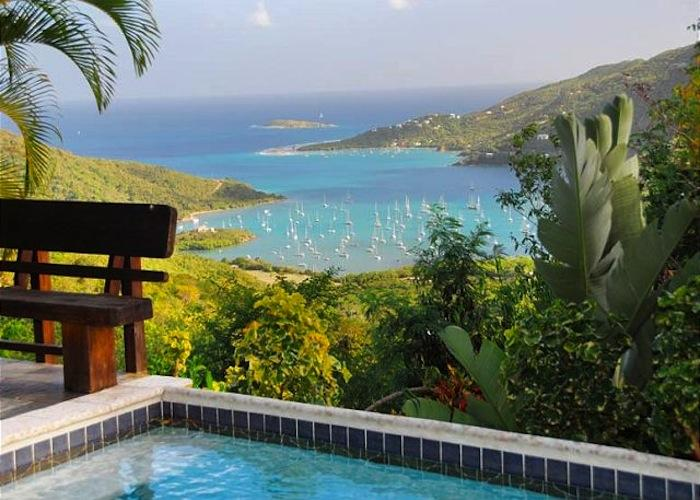 Mayan Sky Villa on St. John
