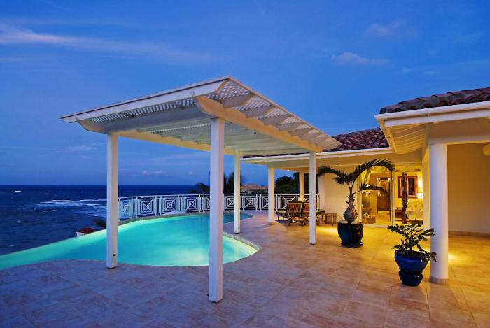 Prana Villa on St. Martin