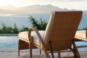 Lounge by the pool at Mango Hill Greathouse and enjoy views of the Caribbean