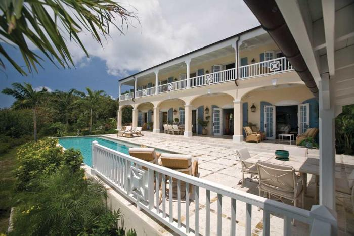 Mango Hill Greathouse on St. Croix, USVI