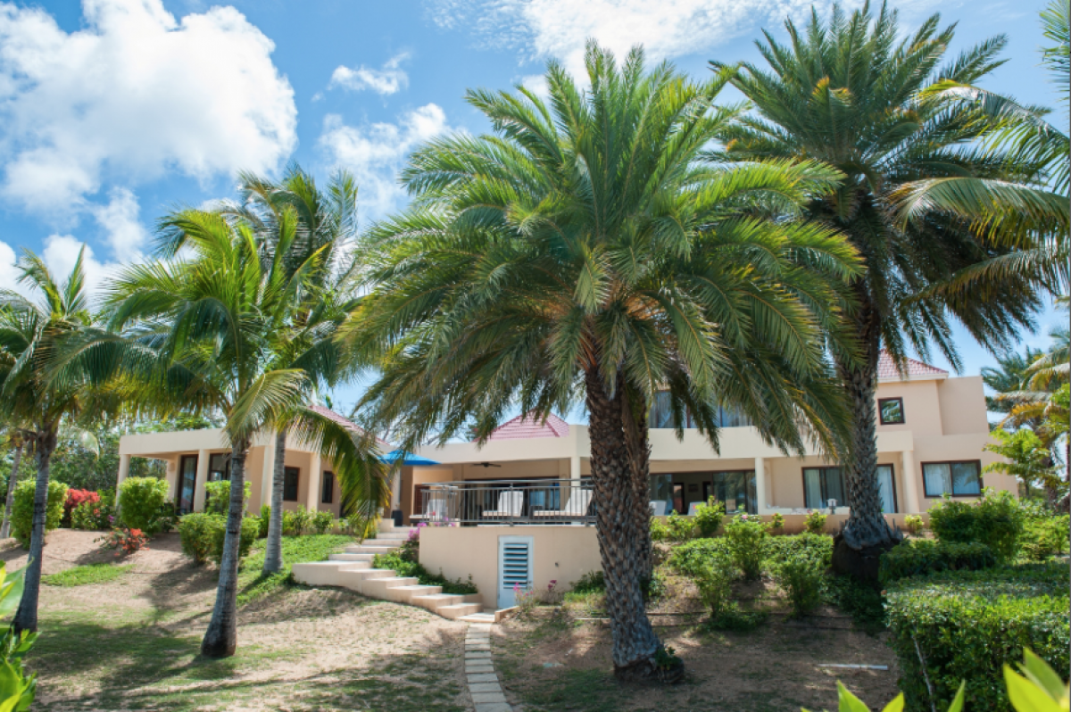 Zebra Villa on Anguilla
