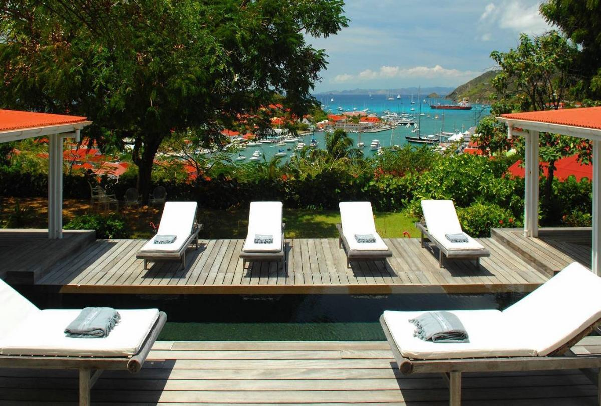Angelina Villa on St. Barts