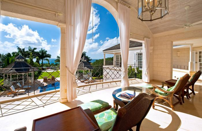 Illusion Villa At Sugar Hill on Barbados