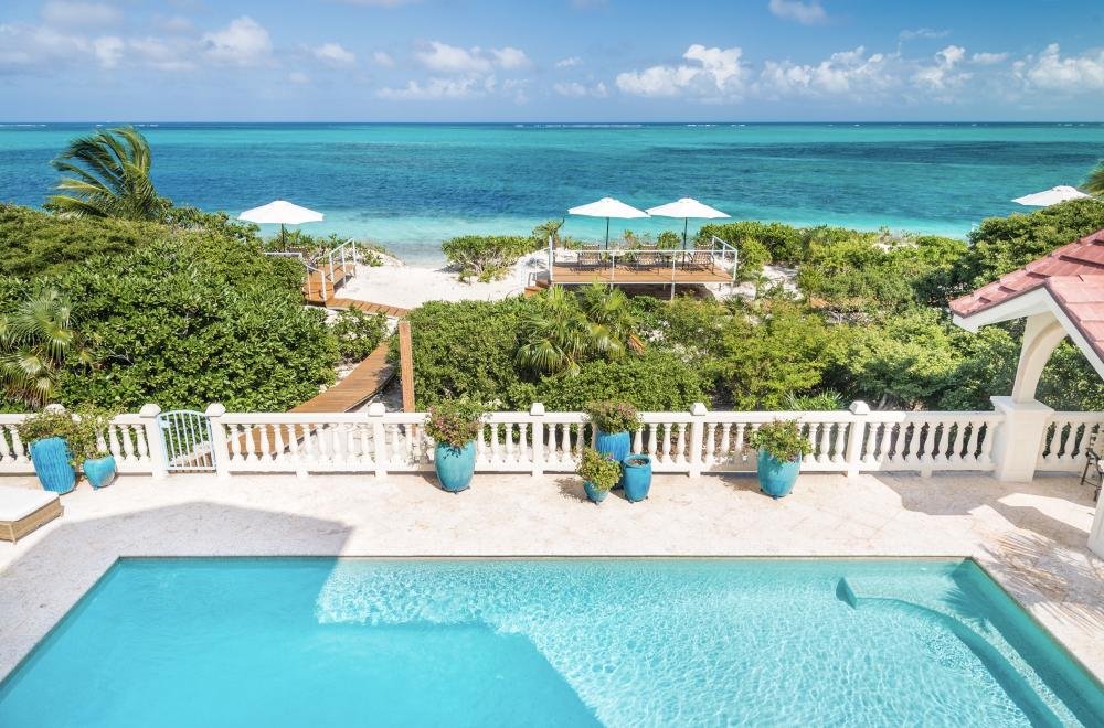 Paprika Villa on Turks and Caicos