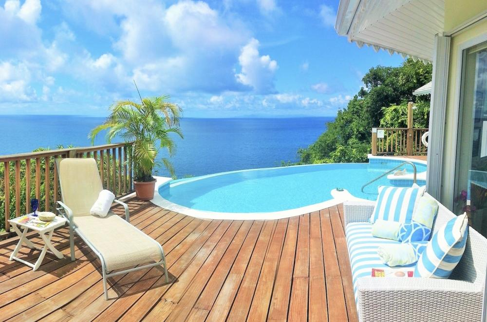 Lemon Tree Villa, St. Lucia villa