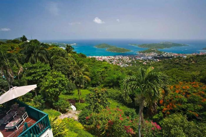 Kyalami Villa on St. Thomas, USVI