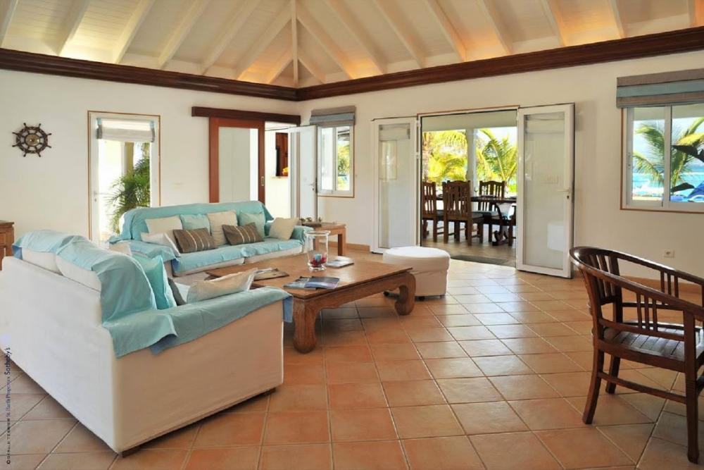Crystal Dream Villa on St. Barts