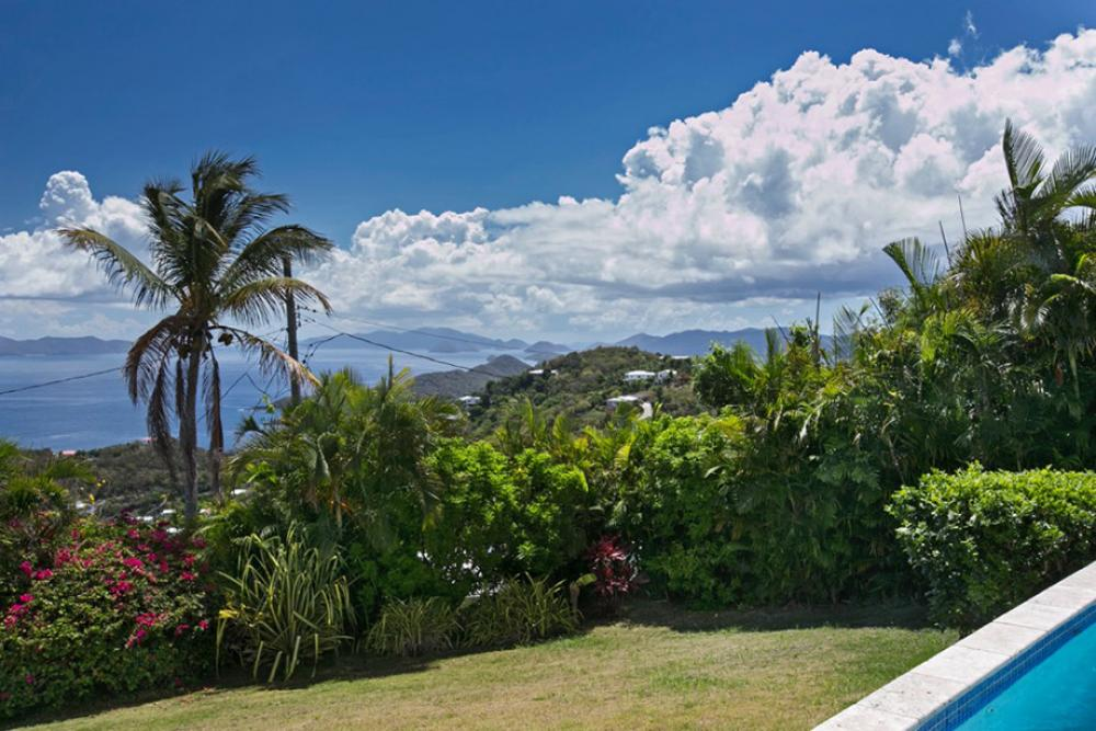 Villa Gardenia on St. Thomas, USVI