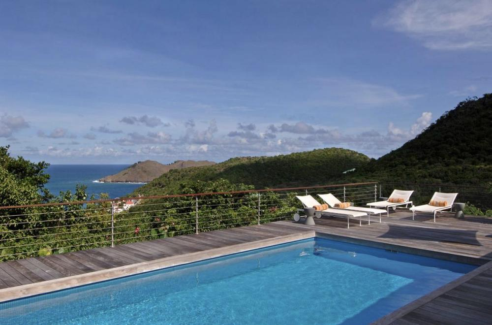Lumiere Villa on St. Barts