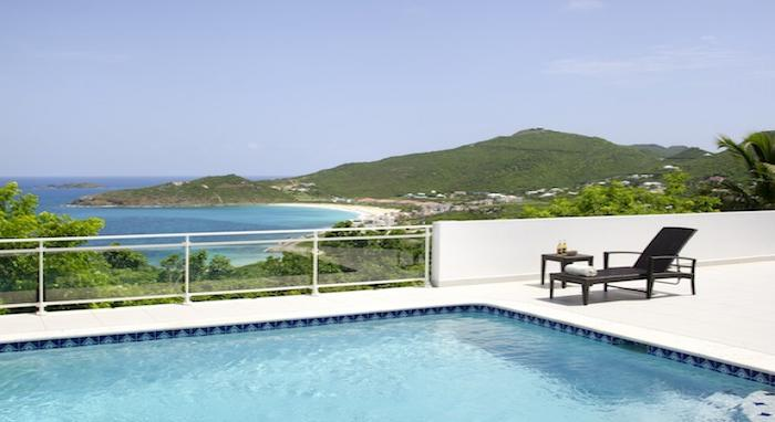 Rising Star Villa on St. Martin