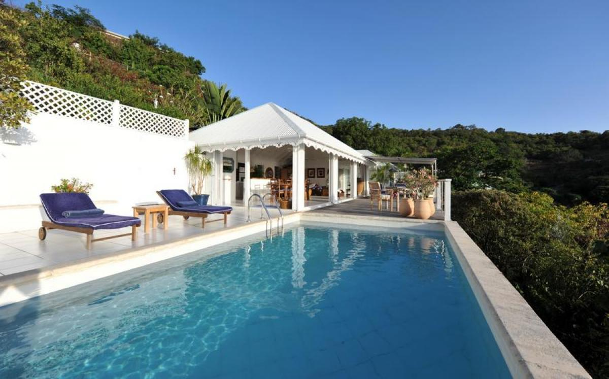 Photo of Lorient Sunset Villa, St. Barts