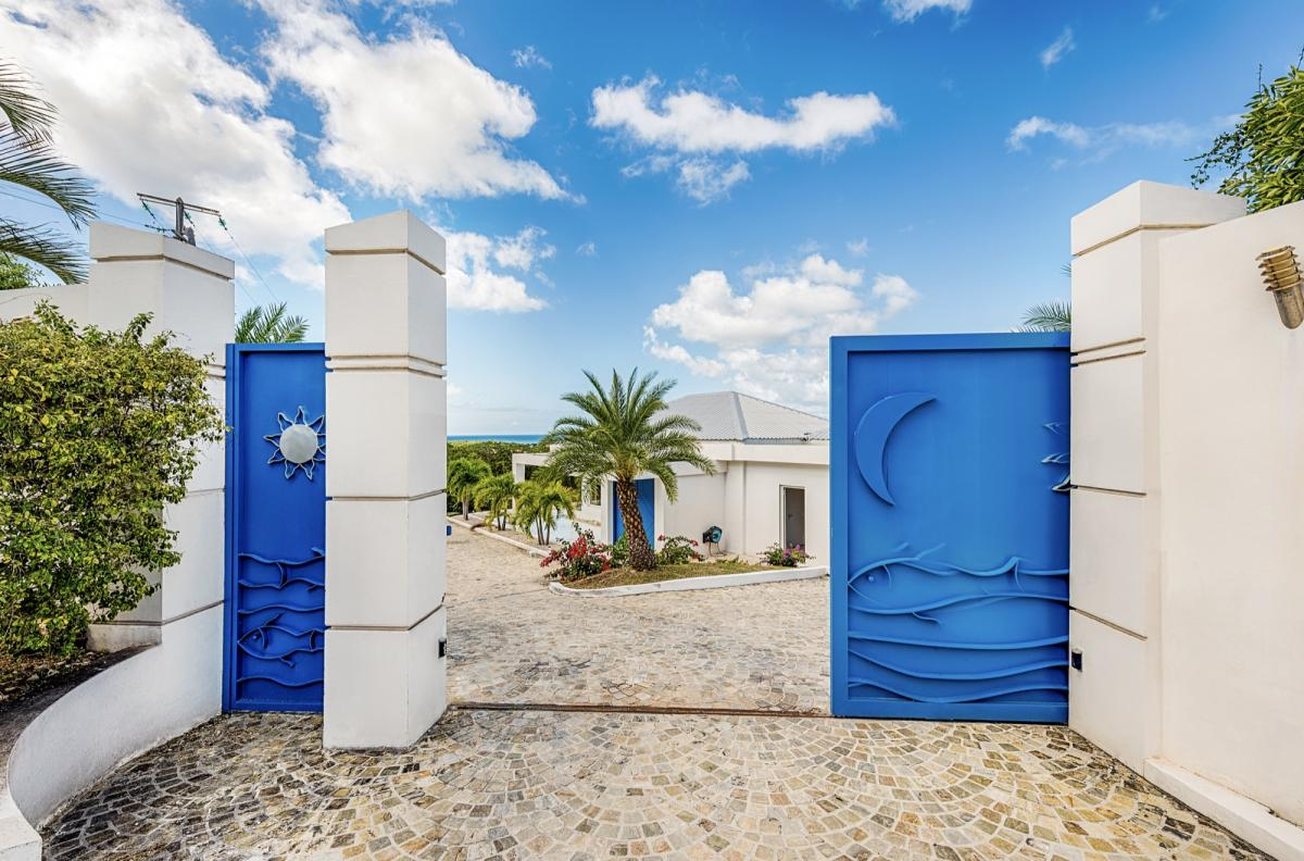Grand Bleu Villa on St. Martin