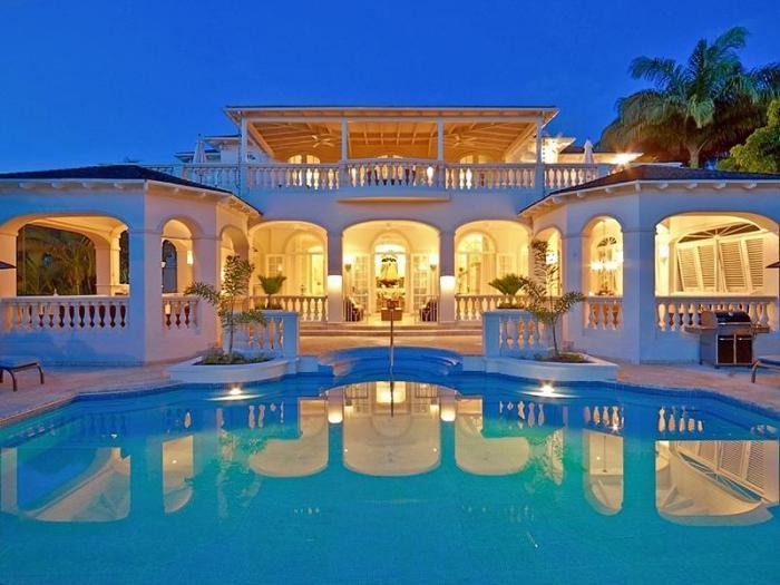 plantation house barbados villa rental