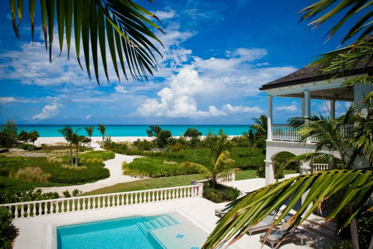 Amazing Grace Villa on Turks and Caicos