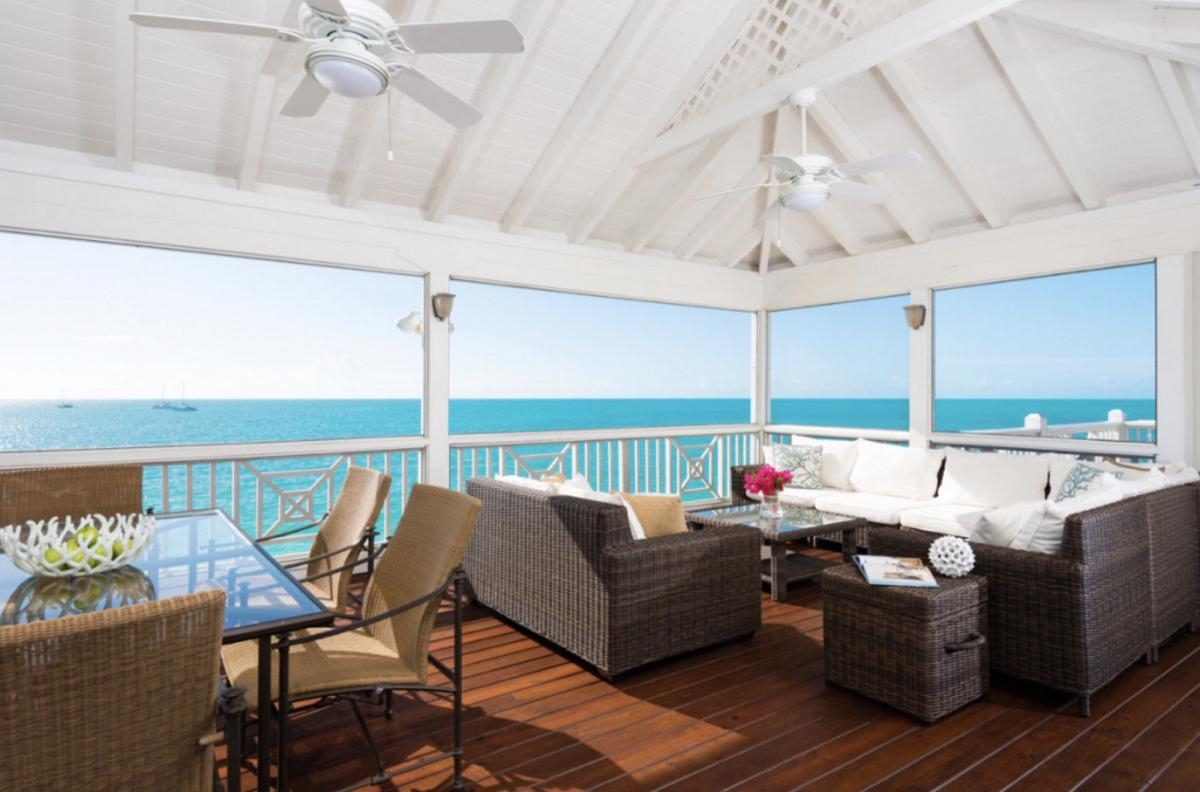 Calypso Villa on Turks and Caicos