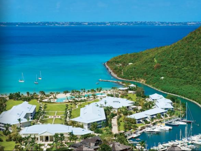 Radisson Blu Resort Marina & Spa The Radisson Blu Resort Marina & Spa! image, St. Martin
