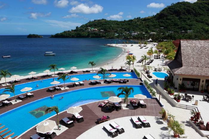 Buccament Bay Resort The beautiful Buccament Bay Resort! image, St. Vincent & Grenadines
