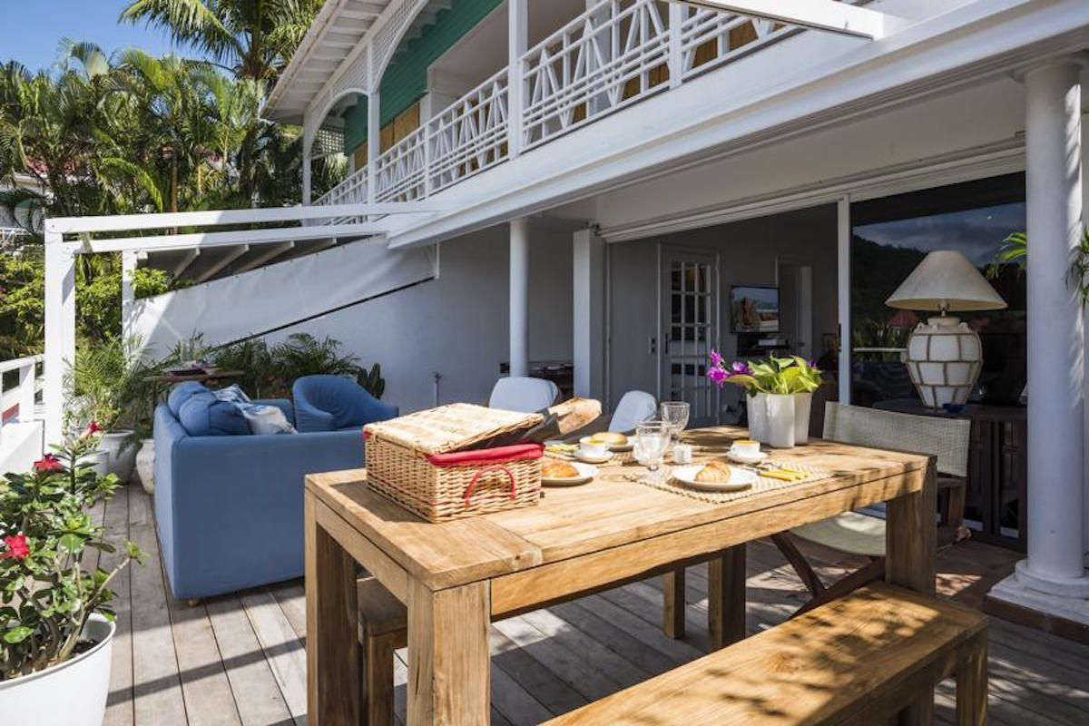 Colony Club D4 View Star on St. Barts