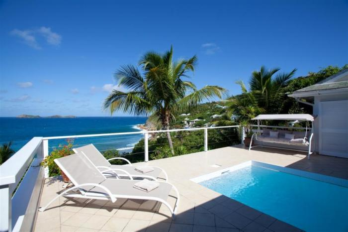 Ocean views from Felice villa!