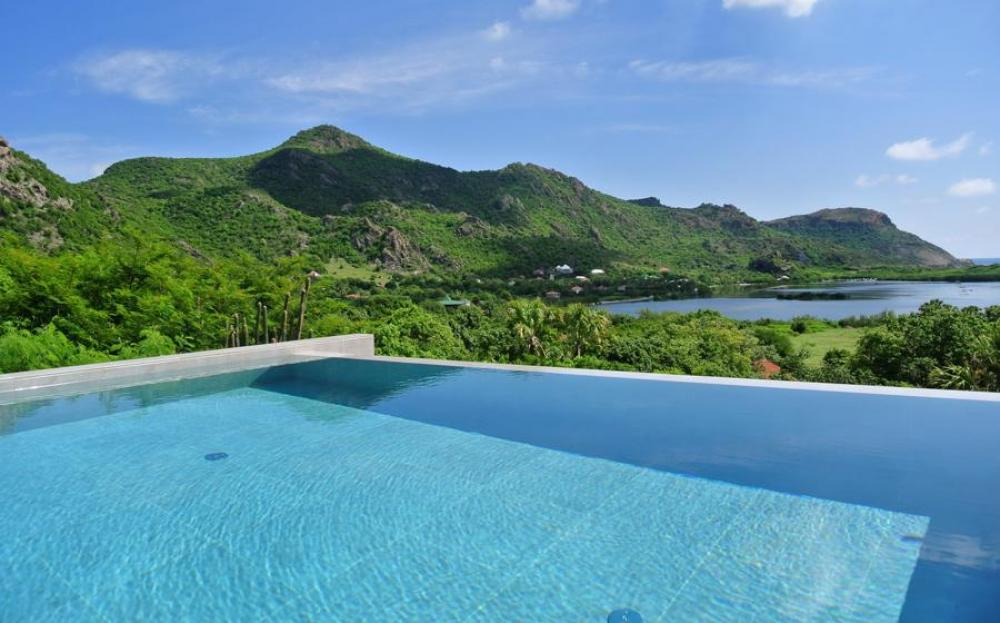 Harry's Villa on St. Barts