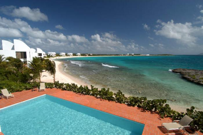 Point Villa at Covecastles The ocean and pool views from Point villa! image, Anguilla