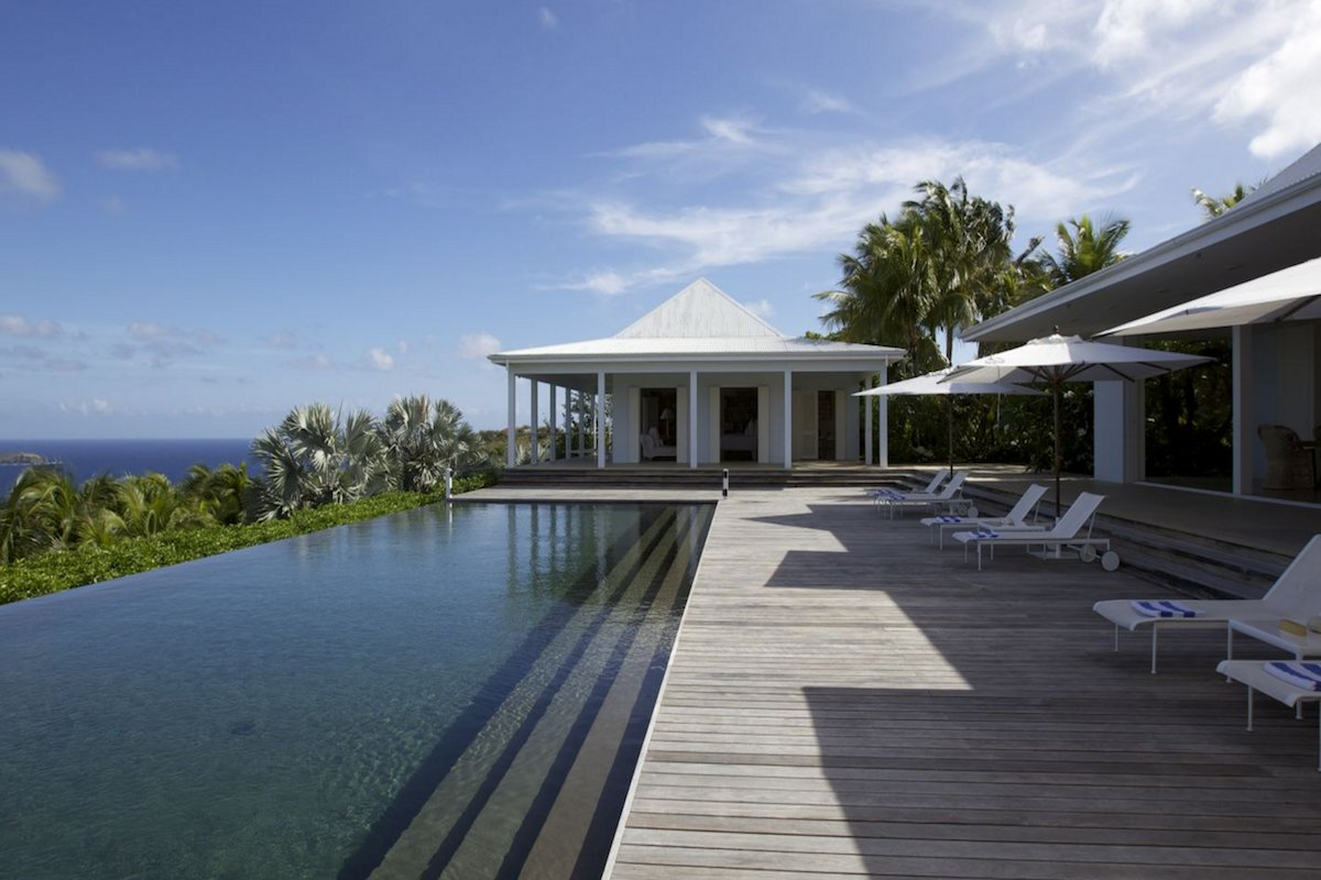 Photo of Hill House Villa, St. Barts