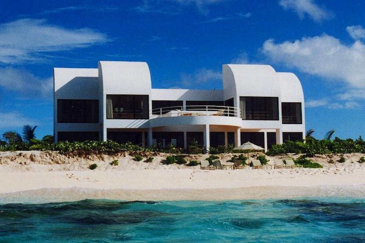 The beautiful Grand Villa #5 on Shoal Bay West!