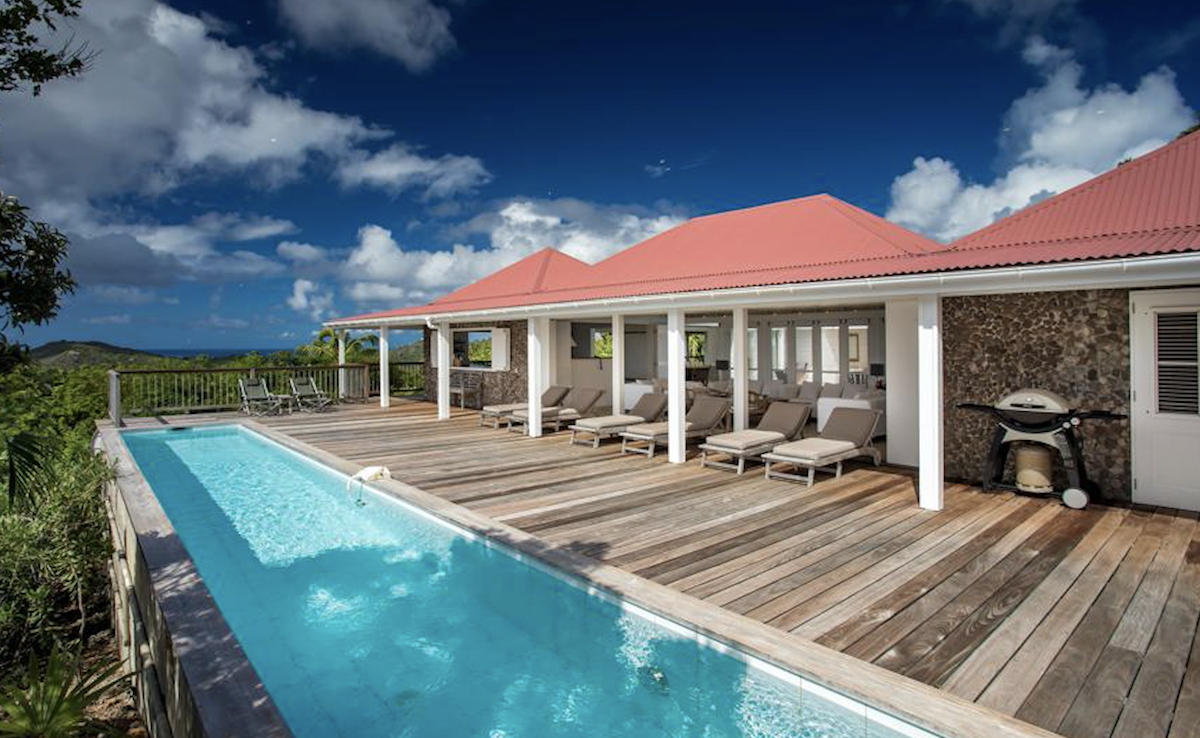 Photo of Super Sky Villa, St. Barts