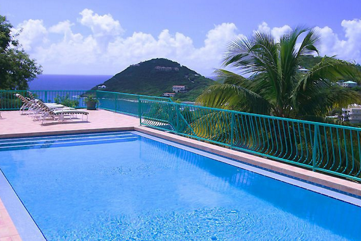 Jazz Villa on St. John