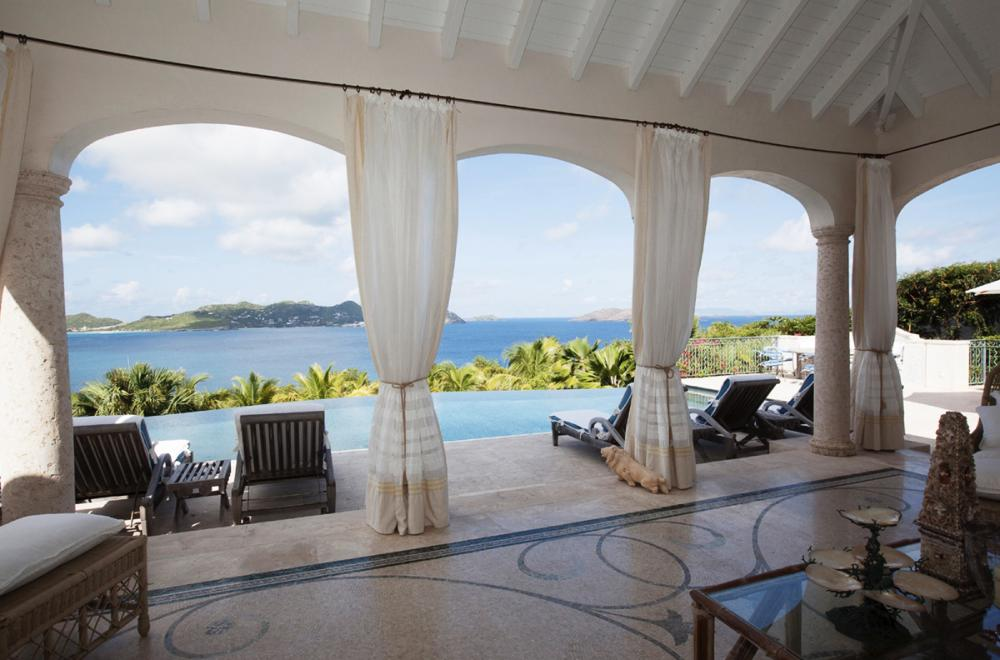 Bon Temps Villa on St. Barts