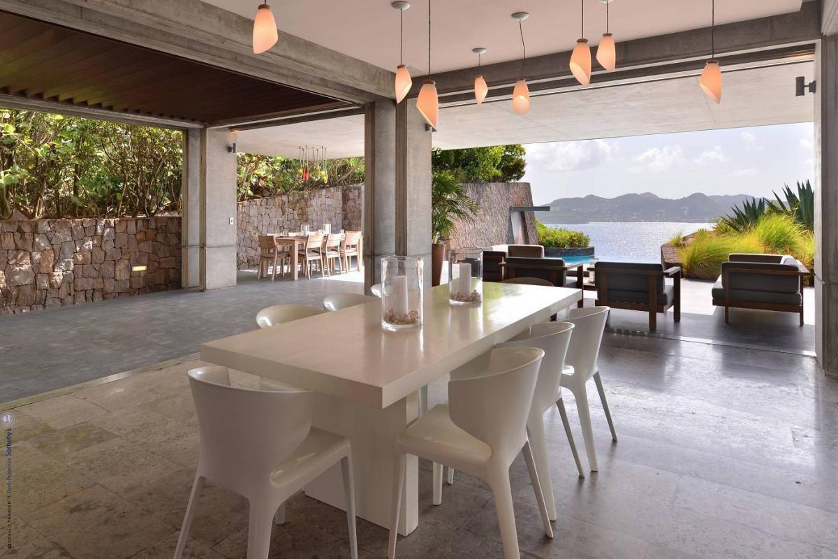 SIX Villa on St. Barts