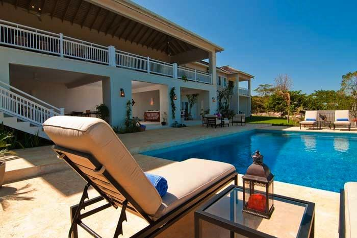 Windward Villa at Tryall Club Pool at Windward villa! image, Jamaica