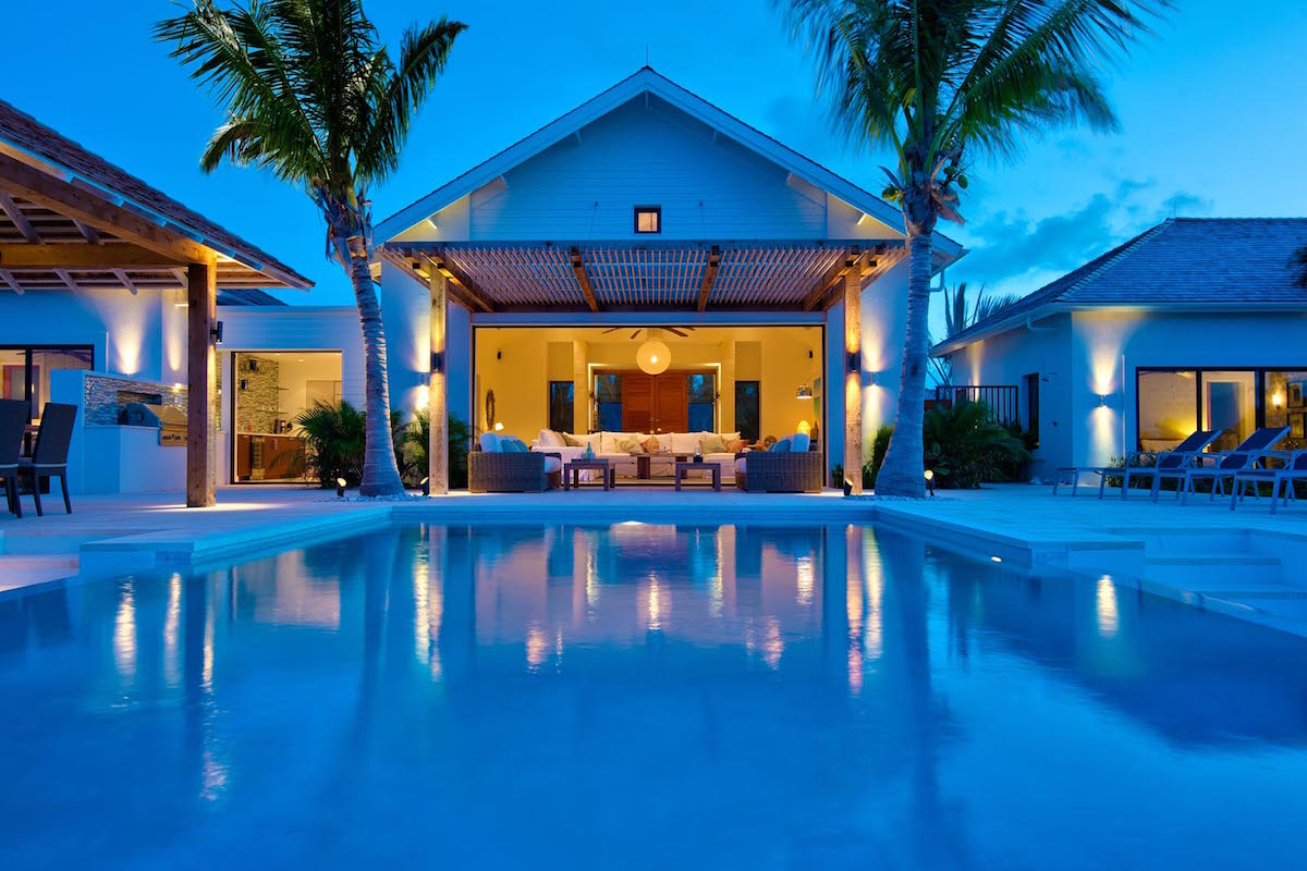 Castaway Villa on Turks and Caicos