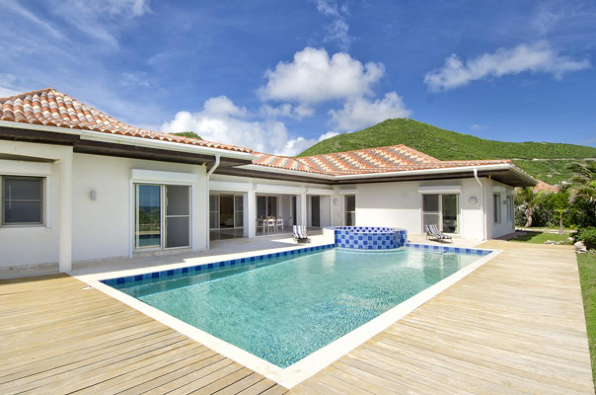 Photo of Villa Saturn, St. Martin