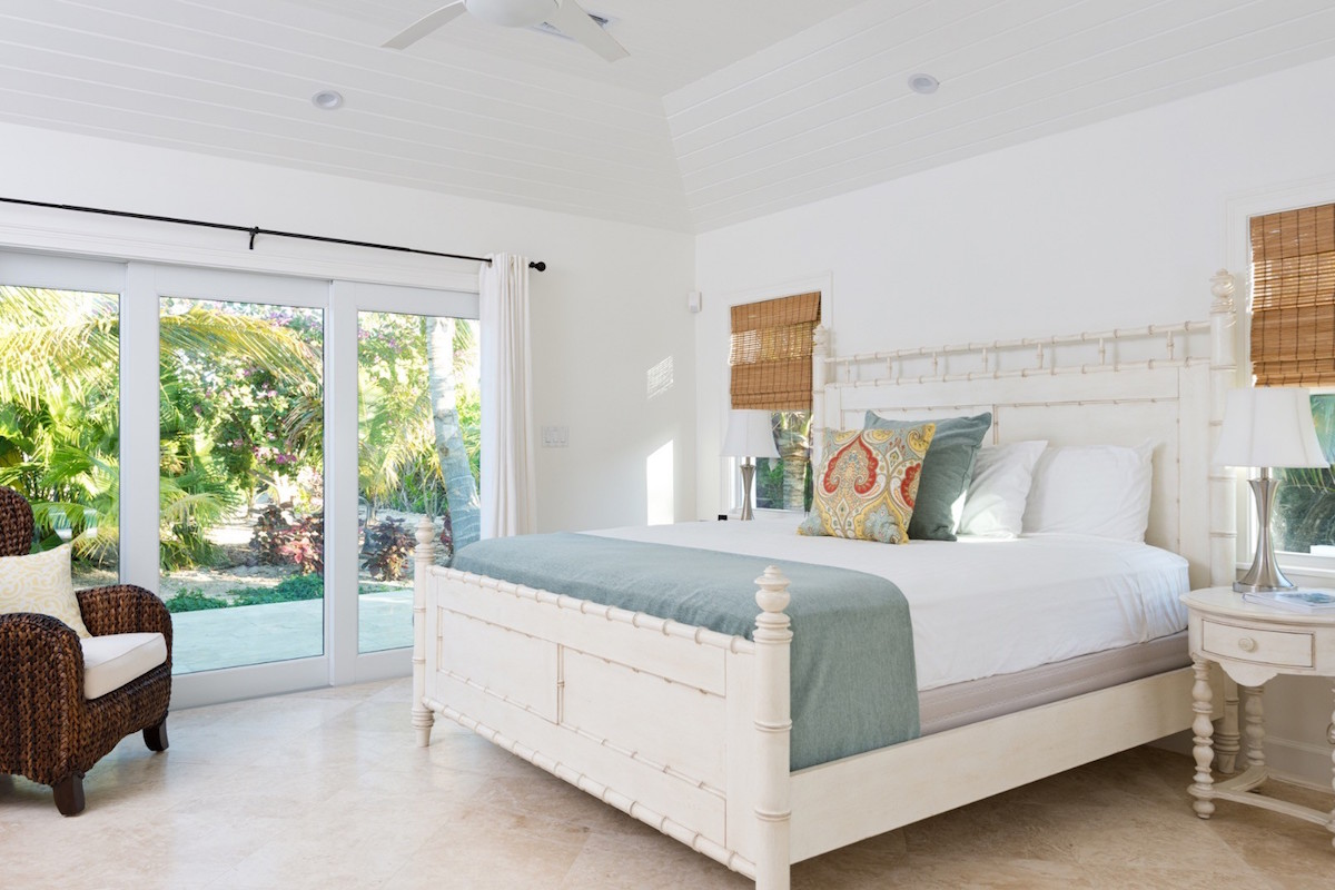 Blue Orchid Villa on Turks and Caicos