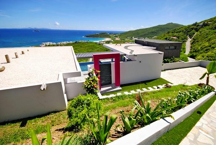Crystal Villa on St. Martin