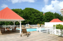 Photo of Poolside at Coral Reef, St. Barts