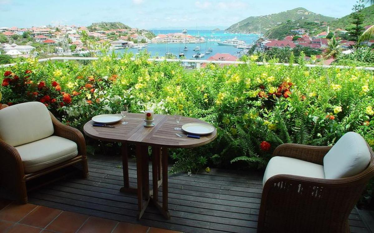 Colony Club Star View on St. Barts