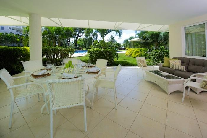 Palm Beach Villa 110 Palm Beach Villa 110 sits groundfloor with direct access to the community pool and gardens. image, Barbados