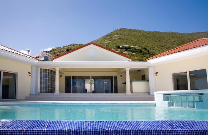 Star Villa on St. Martin