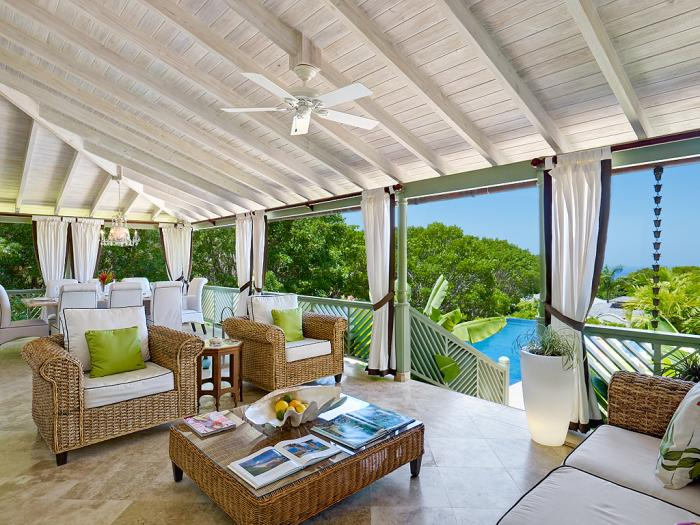 Greentails Residence One on Barbados