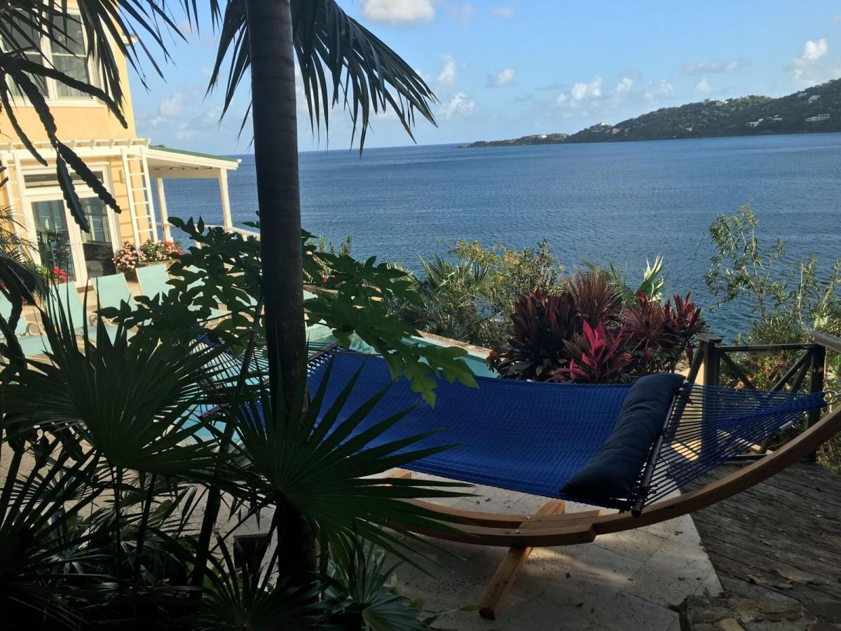 Edge of Paradise Villa, St. Thomas, USVI villa