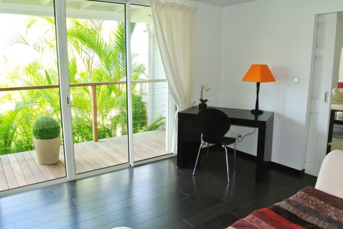 Eden View Apartment on St. Barts